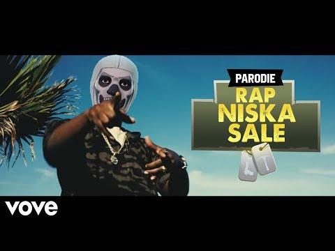 NISKA - Salé (Parodie Fortnite)