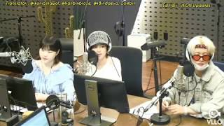 [Eng Sub] Lee Hi & Hanbin (cut) On Suhyun Love Volume Radio