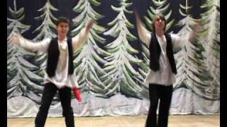 Jewish dance/ Еврейский танец
