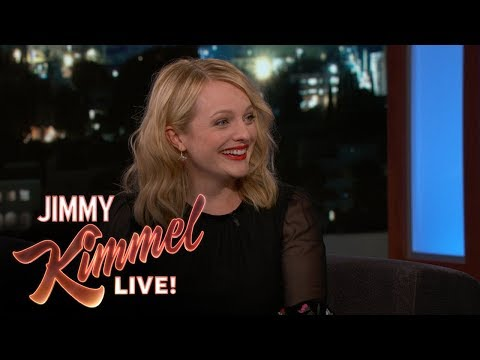 Elisabeth Moss on Emmy Nomination & Cubs Player Anthony Rizzo