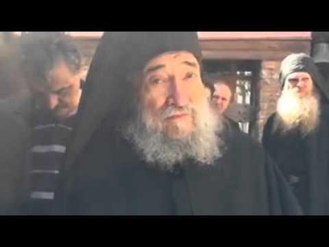 Αποτέλεσμα εικόνας για Γέροντας της Μονής Δοχειαρίου