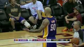 Los Angeles Lakers vs Cleveland Cavaliers | February 5, 2014 | NBA 2013-14 Season