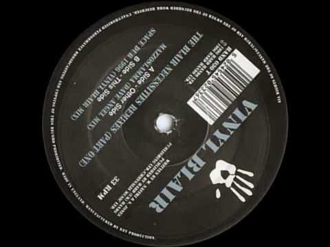 vinyl blair - space dub 1996 (vinyl blair mix) - hard hands, billy nasty production