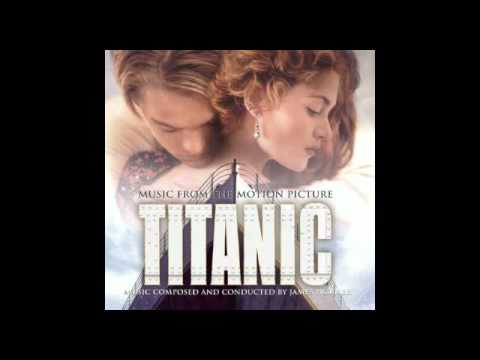 08 Unable to Stay, Unwilling to Leave - Titanic Soundtrack OST - James Horner