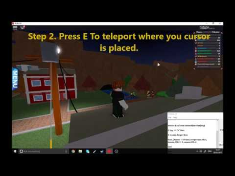 Teleport Hack In Roblox New Teleportation Glitch Roblox Jailbreak Youtube