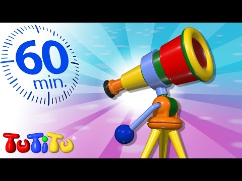 TuTiTu Specials | Telescope | And Other Popular Toys for Children | 1 HOUR Special