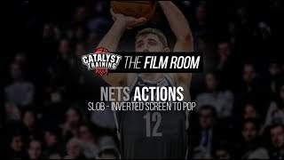 SLOB End of Game || Nets Actions