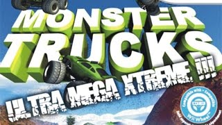Monster Trucks - Nintendo Wii - Gameplay