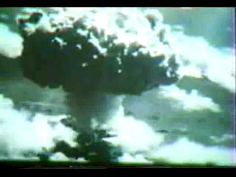 Christmas Island Atomic Bomb Test