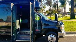 2010 Black Ford E450 newly converted Party bus for sale #2409