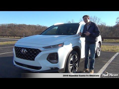 Review: 2019 Hyundai Santa Fe Ultimate