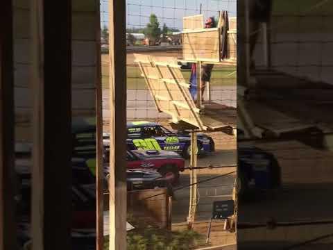 Charleston Speedway UMP Factory Stock Heat 1 June 2 2018