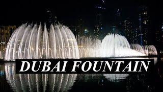 Dubai Fountain(1) Part 17