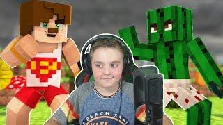 YABANCI KUZEN CALLUM İHANET EDİYOR (Minecraft)