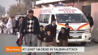 Taliban Attack in Pakistan Leaves at Least 141 Dead