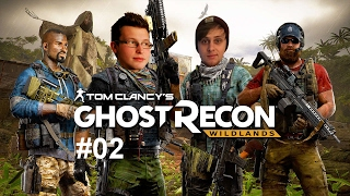 Die Stressmacher / Tom Clancy's: Ghost Recon Wildlands Beta #02