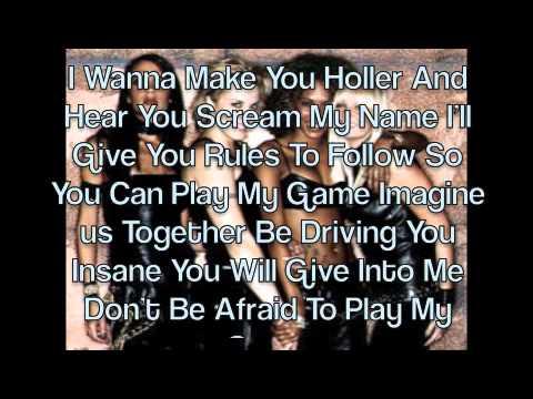 Spice Girls: Holler (On Screen Lyrics)