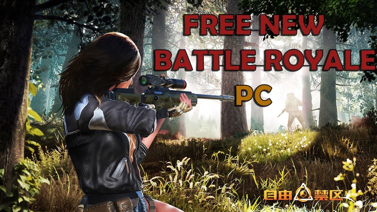 Top 8 Best New Free Amazing Battle Royale Games For