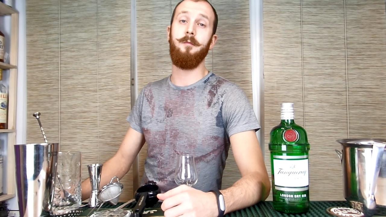С чем лучше пить джин