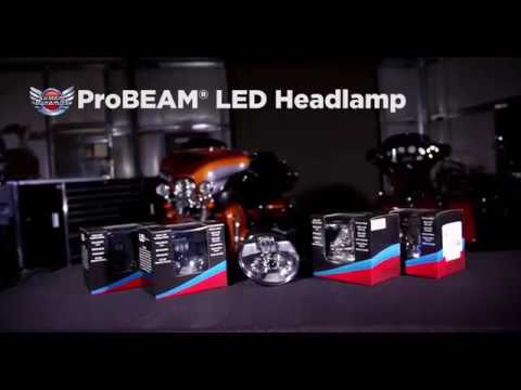 ProBEAM® LED Headlamp Installation