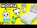 Moofia by Tokidoki Blind Milk Boxes