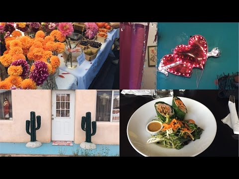 ✧Adventures in Santa Fe✧ NEW MEXICO VLOG 7