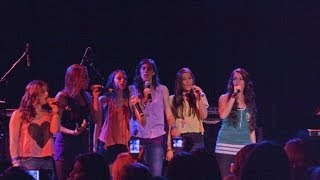 Party in the USA-Cimorelli LIVE cover w\ instrumentals!