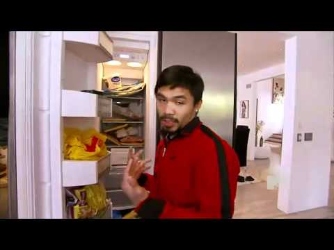 MTV Cribs featuring Manny Pacquiao's LA Mansion