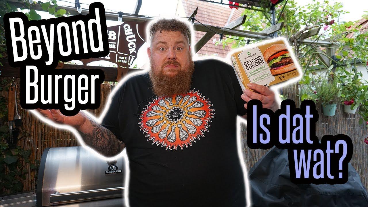 Beyond Meat Burger - Vegan / Vegetarisch - Is dat lecker? BBQ & Grillen für jedermann