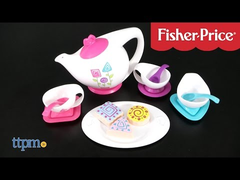 Color Changin' Treats Tea Set from Fisher-Price