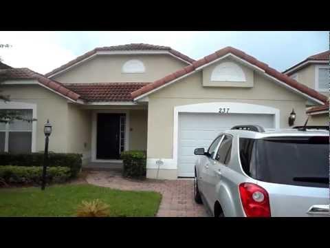 360 HD POV WALK THROUGH A DISNEY AREA SUPERIOR 4 BEDROOM VILLA ORLANDO DAVENPORT  FLORIDA USA