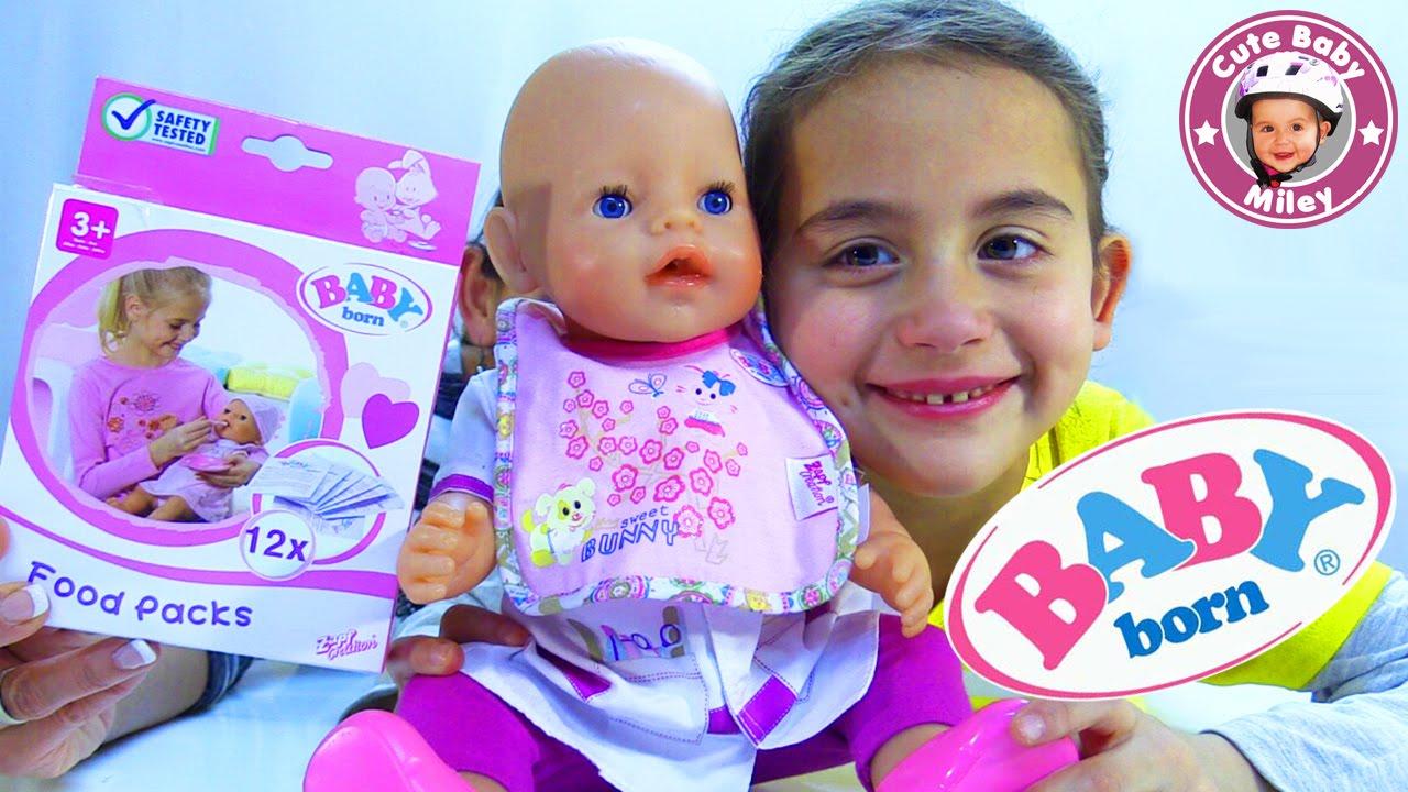 BABY BORN BABYBREI - Food Packs im Test - CuteBabyMiley ...