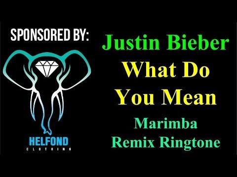 justin-bieber---what-do-you-mean-marimba-ringtone-and-alert