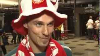 Piotr Żyła o Euro 2012