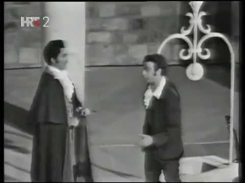 Il Barbiere di Siviglia - Rossini - Split 1971