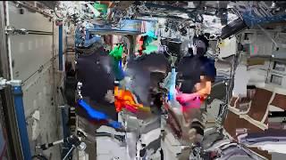 Эпический Провал Новый Год с МКС и Зелёный Экран Плоская Земля Flat Earth