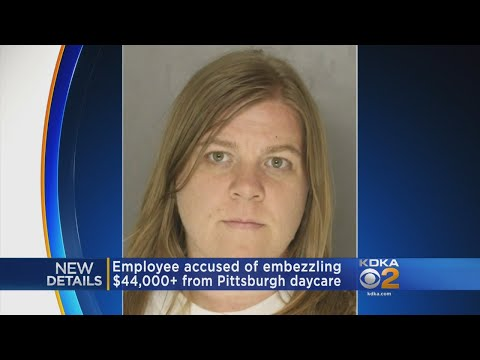 Community Center Employee Accused Of Stealing More Than $44K