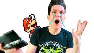QUE CLASE DE RETO ES ESTE? MARIO MAKER 3DS | Desafio Super Mario