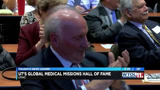 Global Medical Missions Hall of Fame induction ceremony
