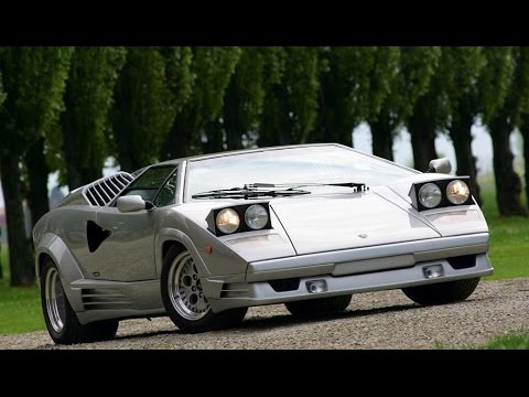 granturismo 6 270 mph lamborghini countach 25th setup youtube. Black Bedroom Furniture Sets. Home Design Ideas