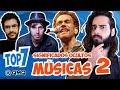 Significados OCULTOS em Músicas 2 feat. Rafael Valverde | Top 7 | QMQ S03E84