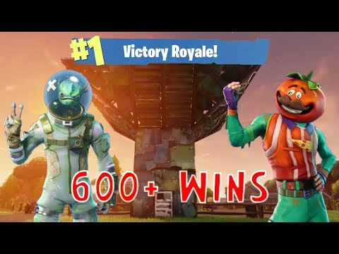 FORTNITE - LEARNING TO USE PRO BUILDER  - TOP PLAYER - 630+ WINS - 8700+ KILLS - LEVEL 100
