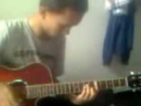 Skill main gitar (edit lagu kapten SEXY) Doni SItepu