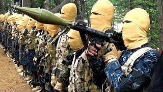 شاهد.. معسكرات تدريب داعش في أفغانستان