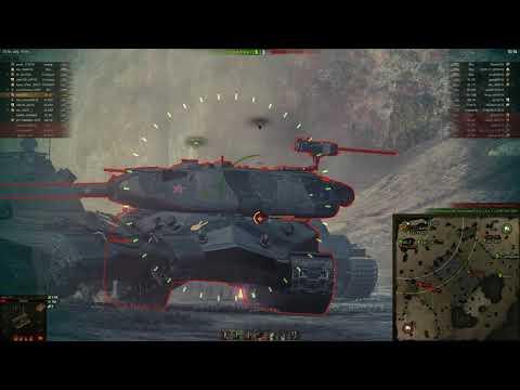 World Of Tanks Наступление Клан R-TS (Rockets) Vs Клан ST-Q(STATUS QUO), Победа, Маус Перевёртыш