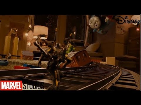 Ant-Man, Yellowjacket, and Tho is listed (or ranked) 1 on the list Best Train Fight Scenes in Movies