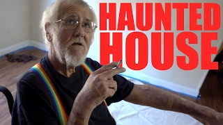 THE HOUSE IS HAUNTED!!