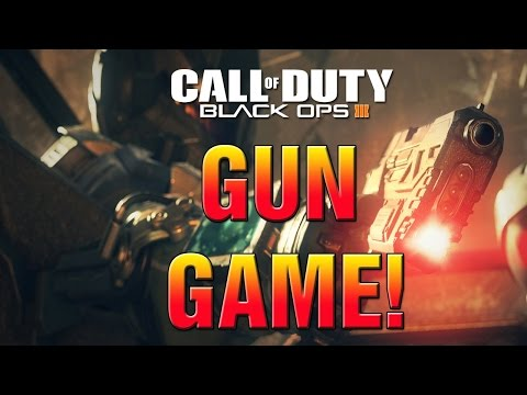 Setup fails!!! | Call of duty gun game w/ Ghosts bigfoot