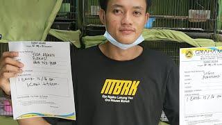 Lalang Murai Kiriman Langsunh Serentak Bosku 081285162265