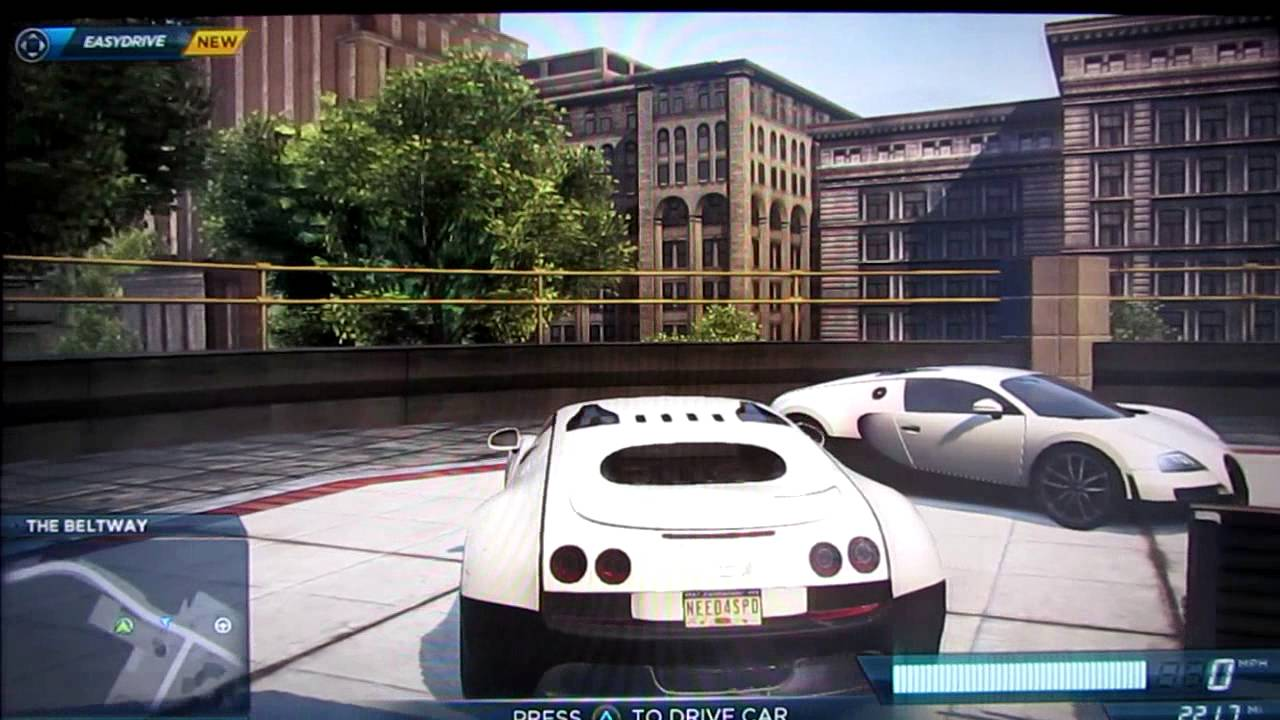 need for speed most wanted jack spots bugatti veyron. Black Bedroom Furniture Sets. Home Design Ideas